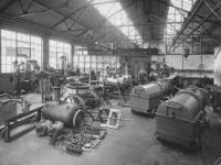 Eski bir Fabrika dahada